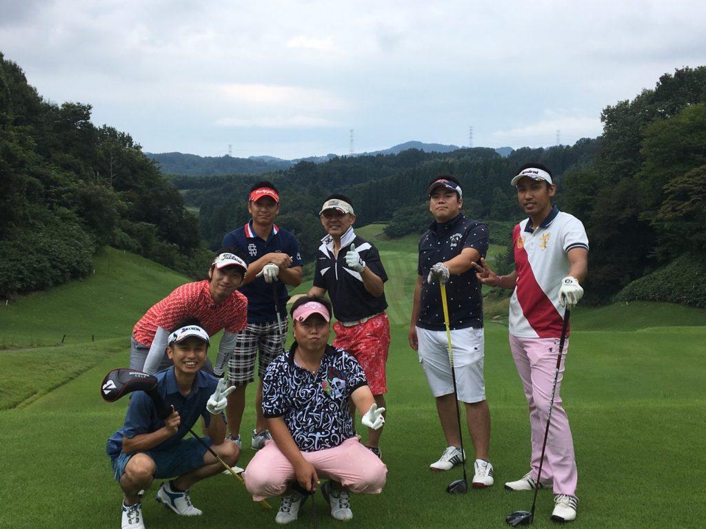 ゴルフ旅行 in 金沢